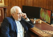 ظریف یجری اتصالا هاتفیا مع نظیره السوری لبحث الوضع فی حلب