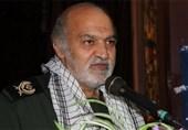 فرمانده سپاه استان فارس: سوم خرداد نماد خودباوری و ایستادگی ملت ایران است