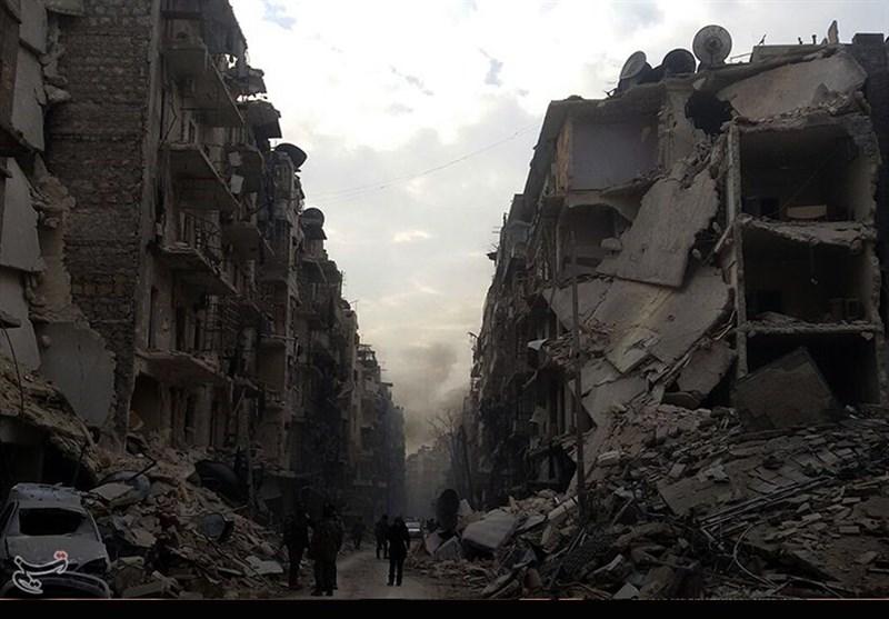 بالصور .. مدینة حلب بعد التحریر