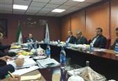 برگزاری ادامه نشست هیئت رئیسه فدراسیون فوتبال با حضور سلطانیفر
