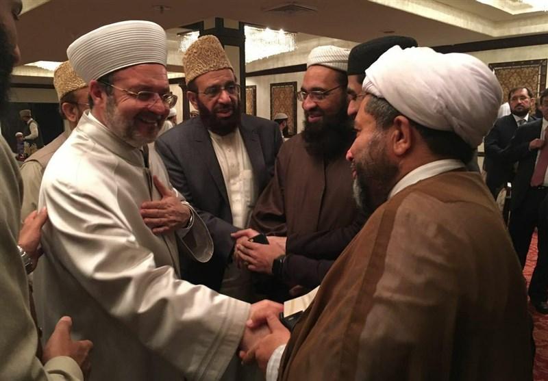 پاکستان میں شیعہ سنی اتحاد کو دیکھ کر رشک آرہا ہے/ تصویری رپورٹ
