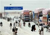 توقف تجارت افغانستان-پاکستان در مرز مهم «تورخم»