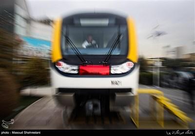 فاز نخست خط 2 قطار شهری مشهد در ایام دهه فجر به بهره برداری می رسد