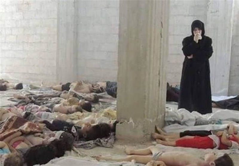 Saudi Media Waging Information War, Spreading Fake Images of Horror in Aleppo