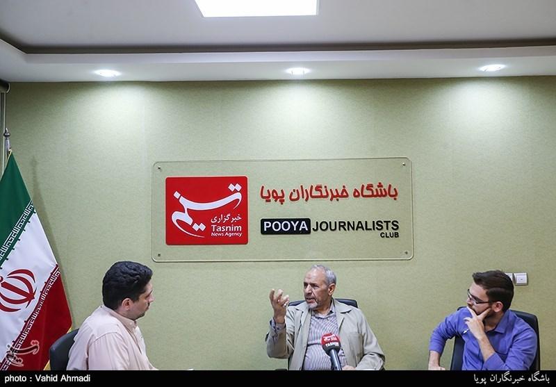 مصطفی مهذب مدیرکل مالی ریاست جمهوری در دوره شهید رجایی