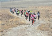 مسابقه دوی صحرانوردی قهرمانی جوانان و بزرگسالان دختر کشور