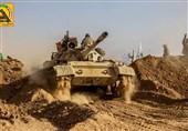 کشته شدن 107 داعشی در موصل/ سرنگونی پهپاد و انهدام خودروهای داعش