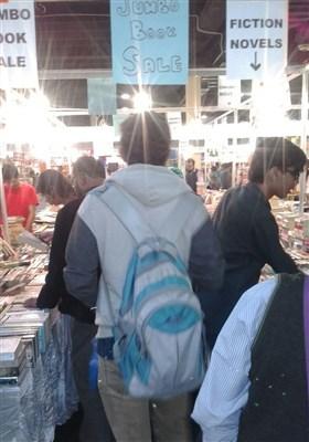 کراچی ایکسپو سینٹر میں 12 ویں بین الاقوامی کتب میلے کی تصویری رپورٹ