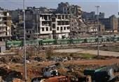 خروج مسلحین از حلب
