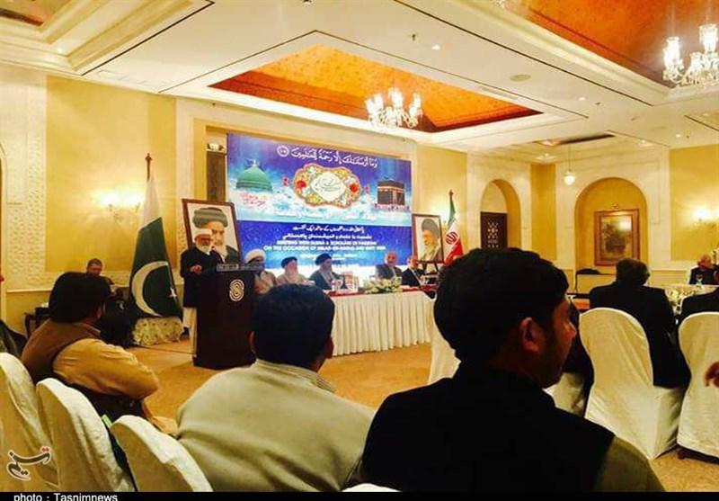 اسلام آباد میں قائم ایرانی سفارتخانے کے زیراہتمام عید میلاد النبی کانفرنس/ تصویری رپورٹ