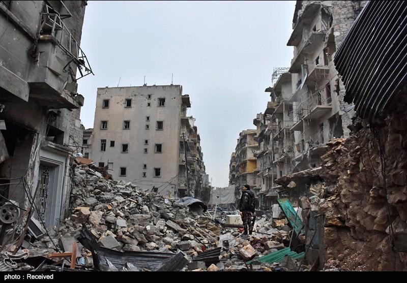 Teröristler Halep'ten Çıkmadan Önce Neden Karargahlarını Yaktılar?