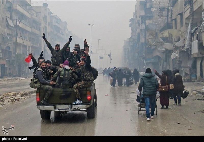 حلب منتصرة.. خالیة من الارهاب