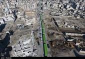 حلب شہر آزادی کے بعد