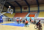 اردوی تیم ملی بسکتبال با ویلچر در قم برپا شده است