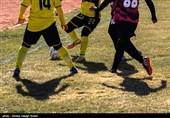 قرار دستور موقت برای بازیکنان تیم بانوان شهرداری سیرجان و ذوبآهن