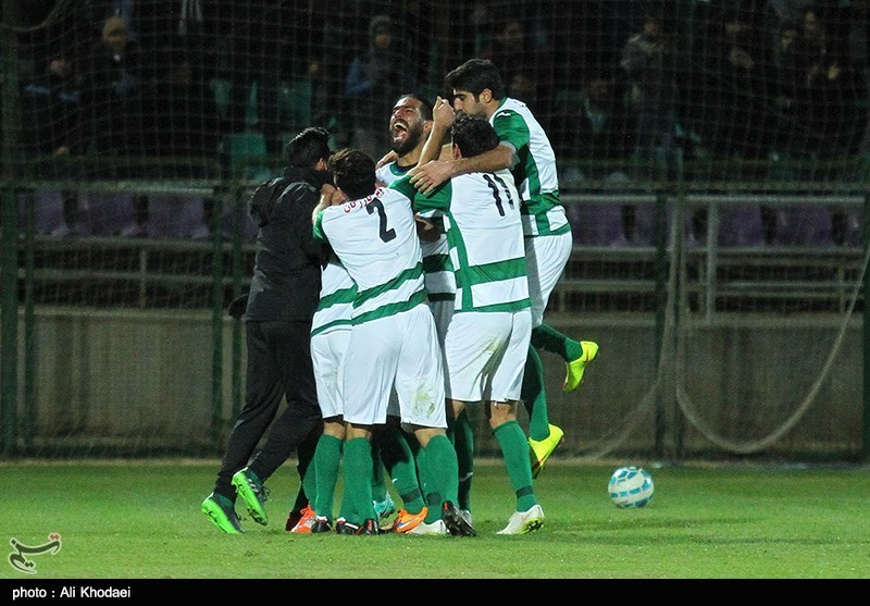 پیروزی ذوبآهن مقابل سیاهجامگان/ صعود شاگردان حسینی به رده سوم جدول