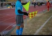 اعلام فهرست نهایی داوران و کمک داوران بین المللی فوتبال ایران