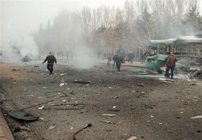 ترکیا: مقتل 13 جندیاً وإصابة 48 بانفجار استهدف حافلتهم