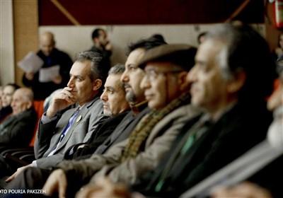 شهرام کرمی در اداره کل هنرهای نمایشی، مهدی شفیعی در ایرنا