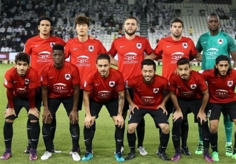 پیروزی پرگل حریف قطری پرسپولیس در لیگ ستارگان
