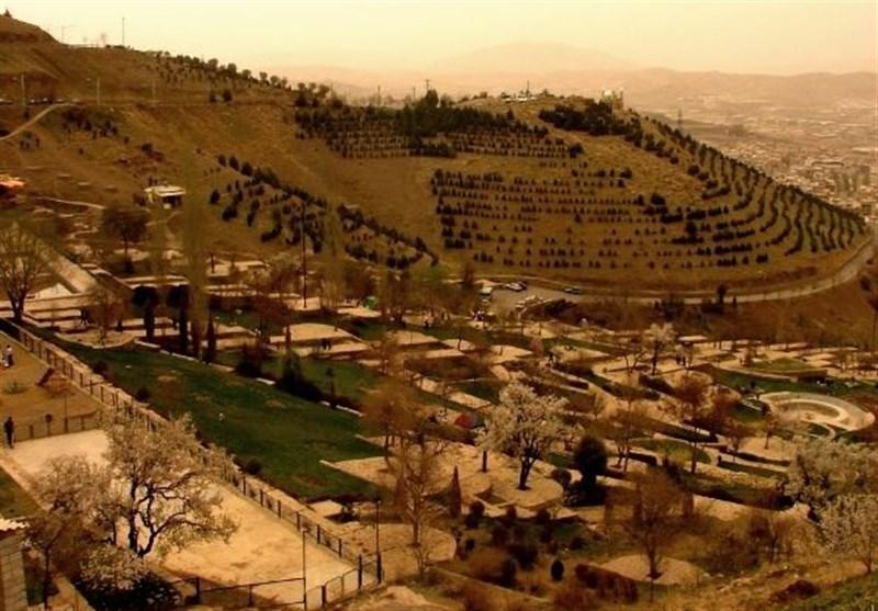 Abidar Park Recreational Complex in Iran's Kurdistan - Tourism news
