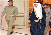 باجوه در عربستان