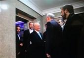 دیدار آمانو و صالحی در تهران