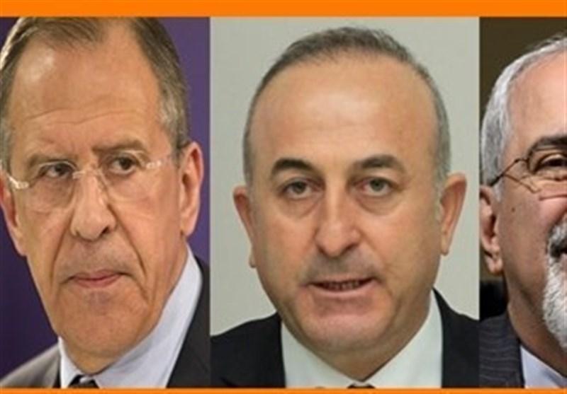 اجتماع إیرانی روسی ترکی حول سوریا الثلاثاء فی موسکو