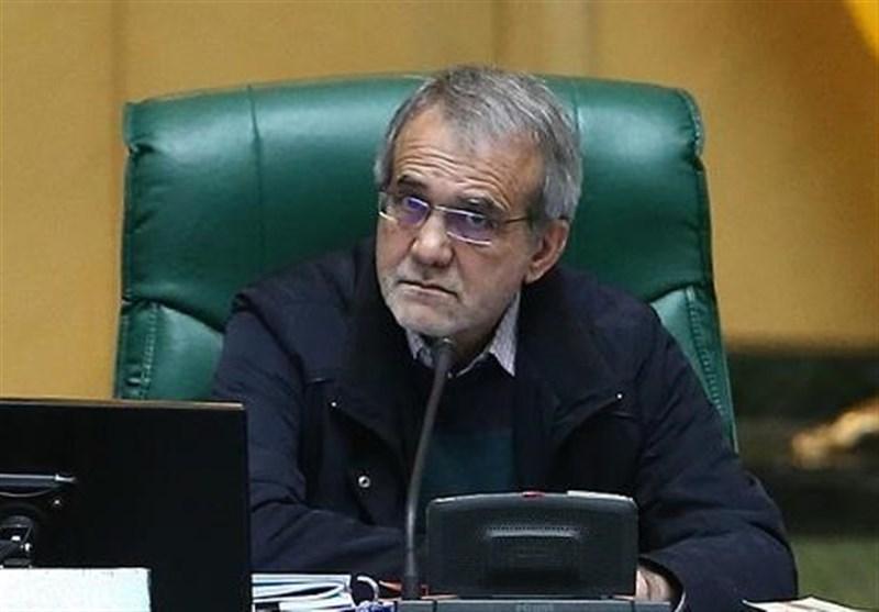 پزشکیان نائب رئیس مجلس