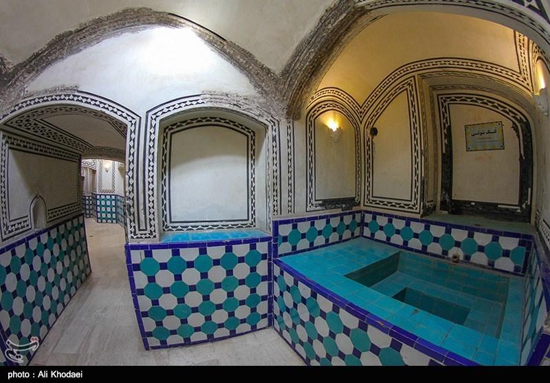 حمامهای تاریخی اردبیل مرمت میشوند