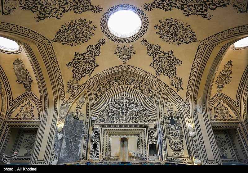 Sultan Amir Ahmad Bathhouse: A Traditional 16th-Century Public Bathhouse in Iran