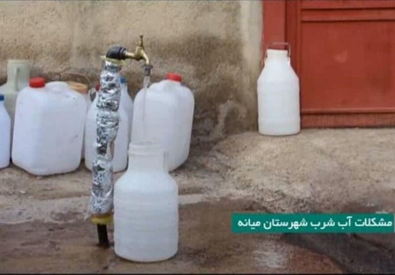 شهر گردشگرپذیر کیاسر با مشکل کمبود آب شرب روبهرو است