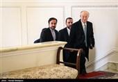 دیدار یوکیا آمانو با محمدجواد ظریف