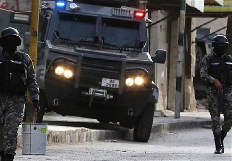 اردن میں جھڑپیں 4 سکیورٹی اہلکار ہلاک
