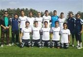 تیم فوتبال جوانان صبای قم در برابر فجر شیراز بهتساوی رضایت داد