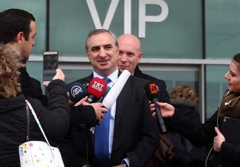 İsrail Büyükelçisi: Türkiye'nin Halep Çabalarının Başarılı Olmasını Umuyorum