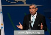 رئیس فدراسیون جهانی تیراندازی با کمان