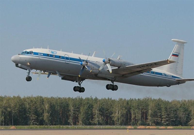 سقوط هواپیمای روسی در دریای سیاه با 91 سرنشین