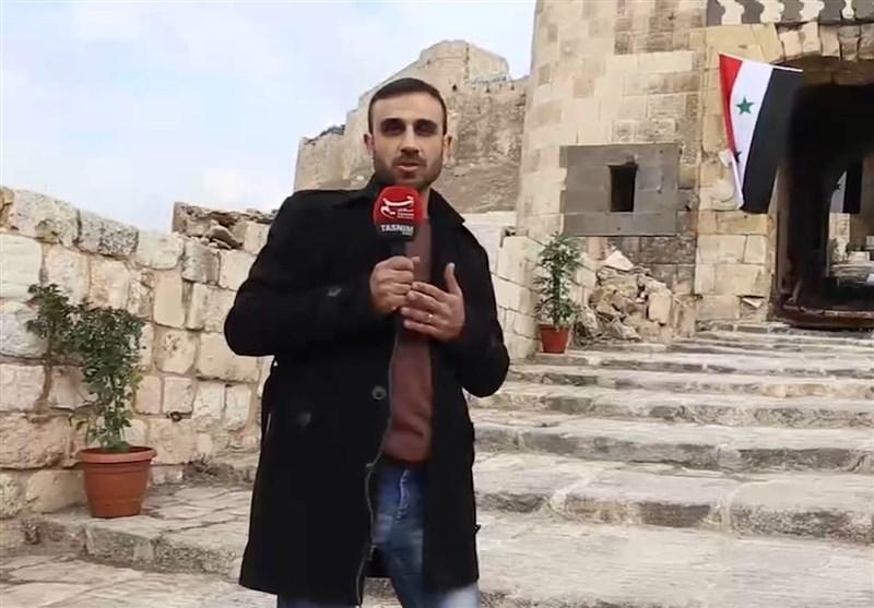 کیف صمدت قلعة حلب وماذا قال الأهالی لتسنیم؟ +فیدیو وصور