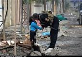کودک عراقی