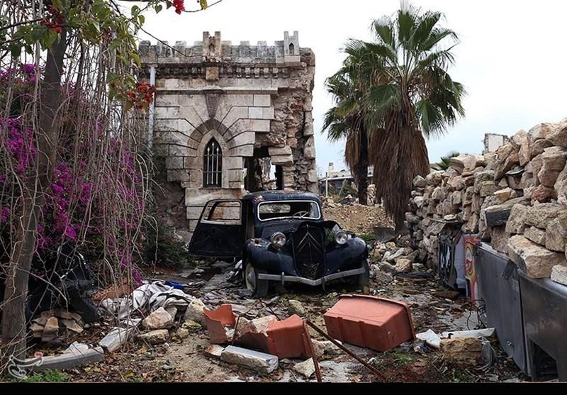 حلب/ قلعه آزاد شده/1