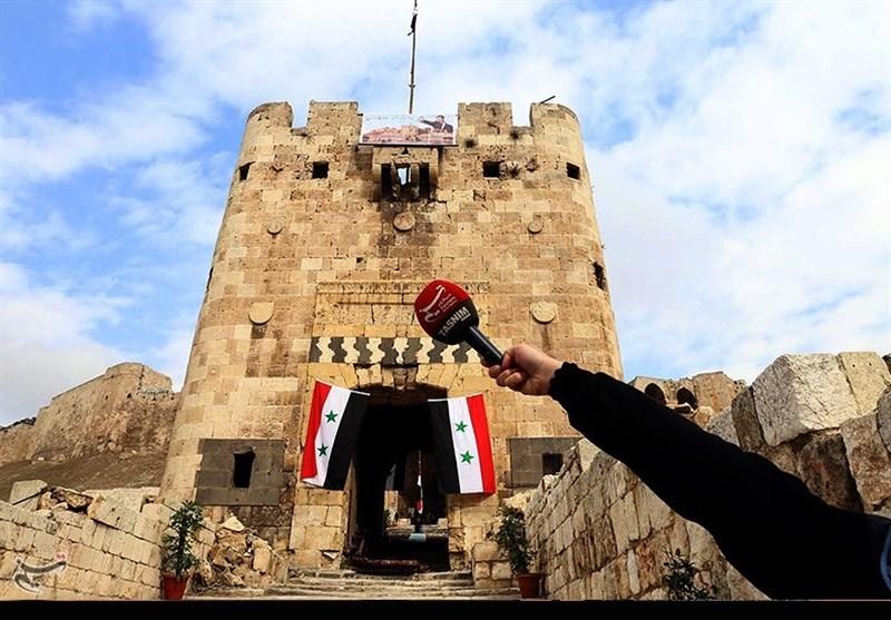حلب/ قلعه آزاد شده/2
