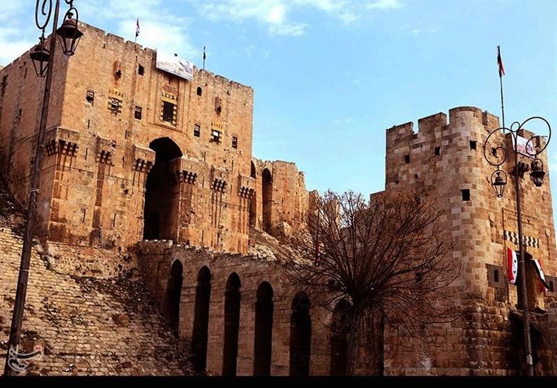 حلب/ قلعه آزاد شده/4