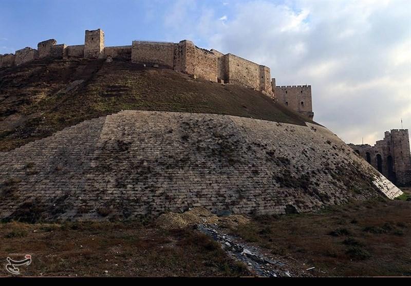 حلب/ قلعه آزاد شده/5