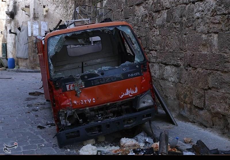 حلب/ قلعه آزاد شده/6