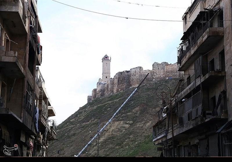 حلب/ قلعه آزاد شده/7