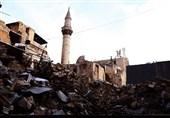 حلب/ قلعه آزاد شده/8