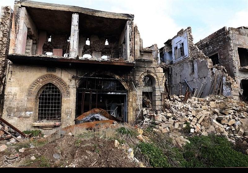 حلب/ قلعه آزاد شده/11
