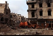 حلب/ قلعه آزاد شده/10