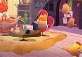 سریال انیمیشنی «روباه و خروس»